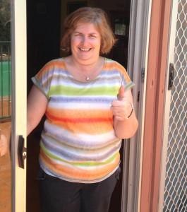 happy customers sliding doors